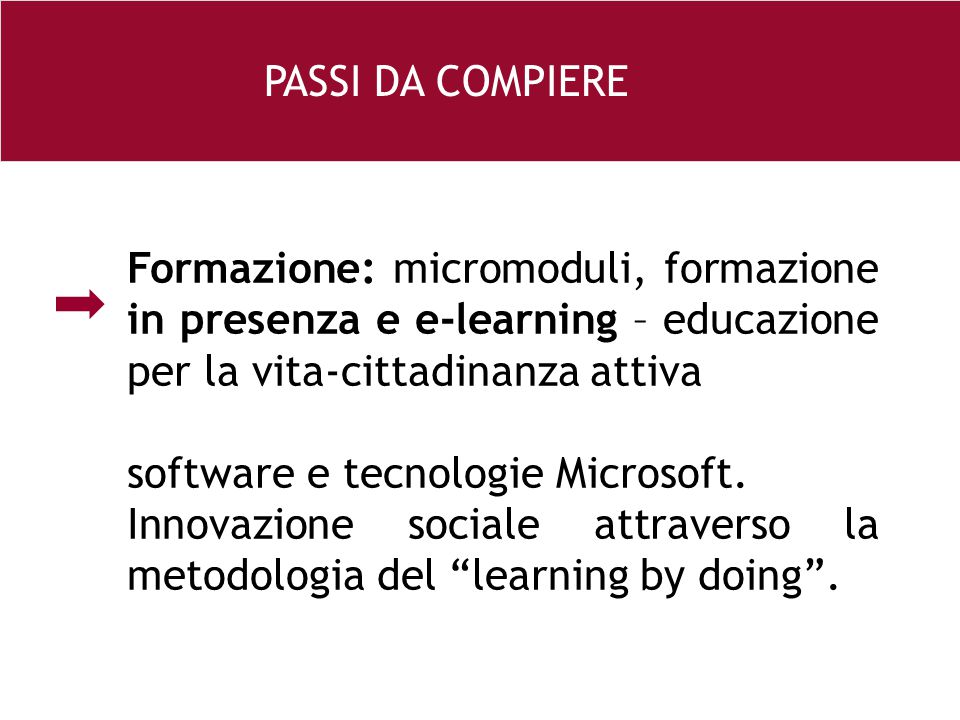 software e tecnologie Microsoft.