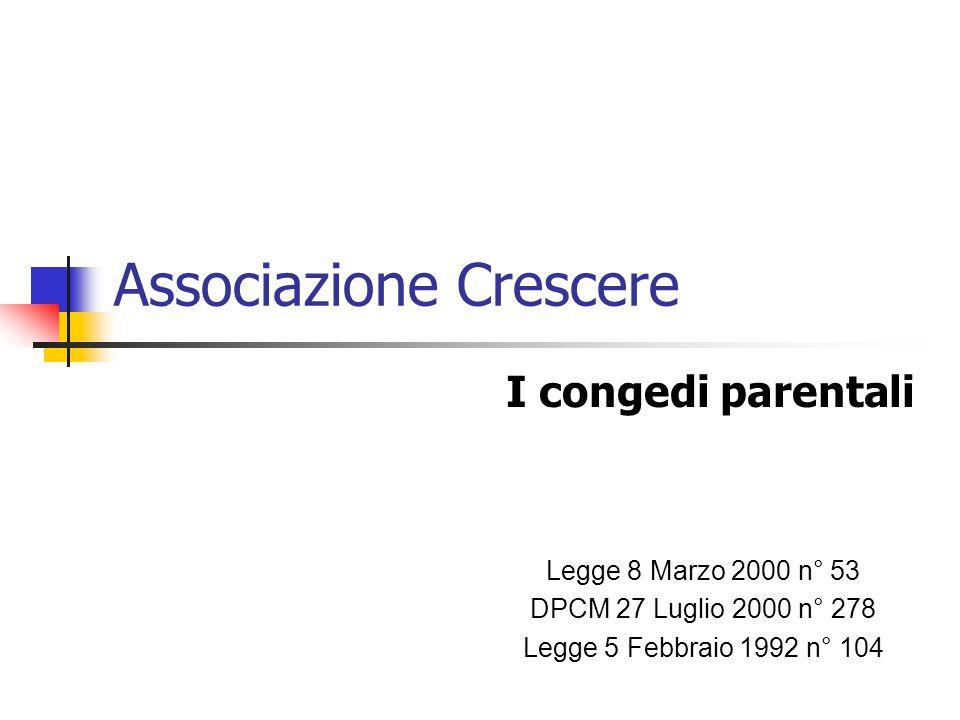 Associazione Crescere