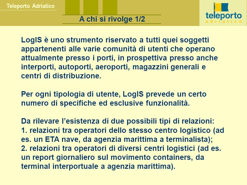 Teleporto Adriatico A chi si rivolge 1/2.
