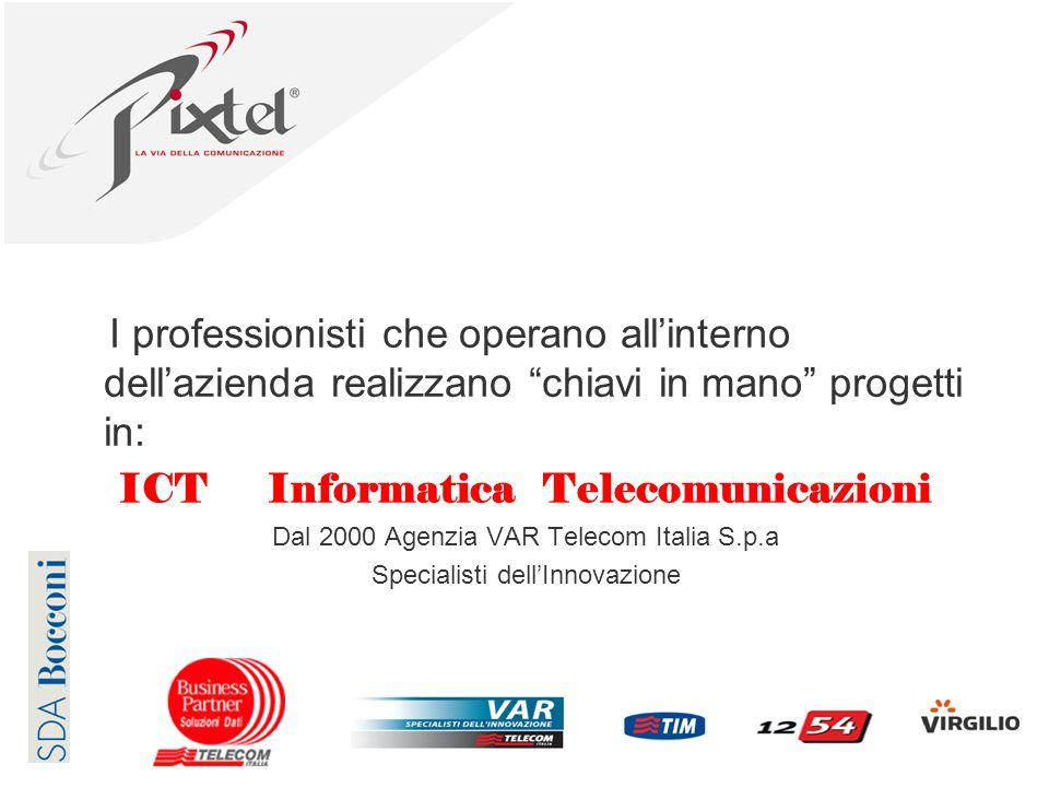 ICT Informatica Telecomunicazioni