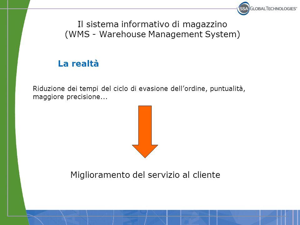 Miglioramento del servizio al cliente