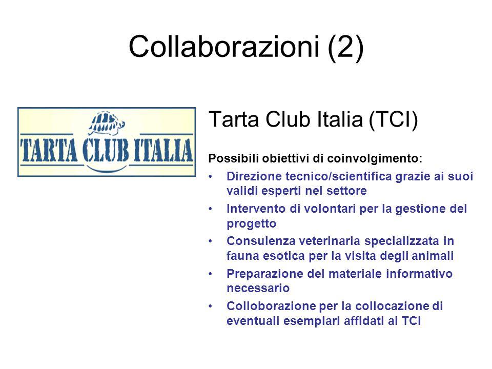 Collaborazioni (2) Tarta Club Italia (TCI)