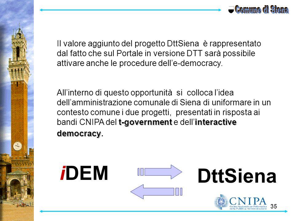 iDEM DttSiena Comune di Siena