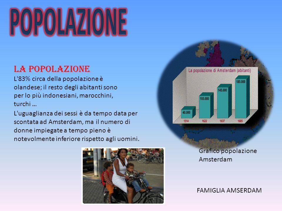 POPOLAZIONE La popolazione