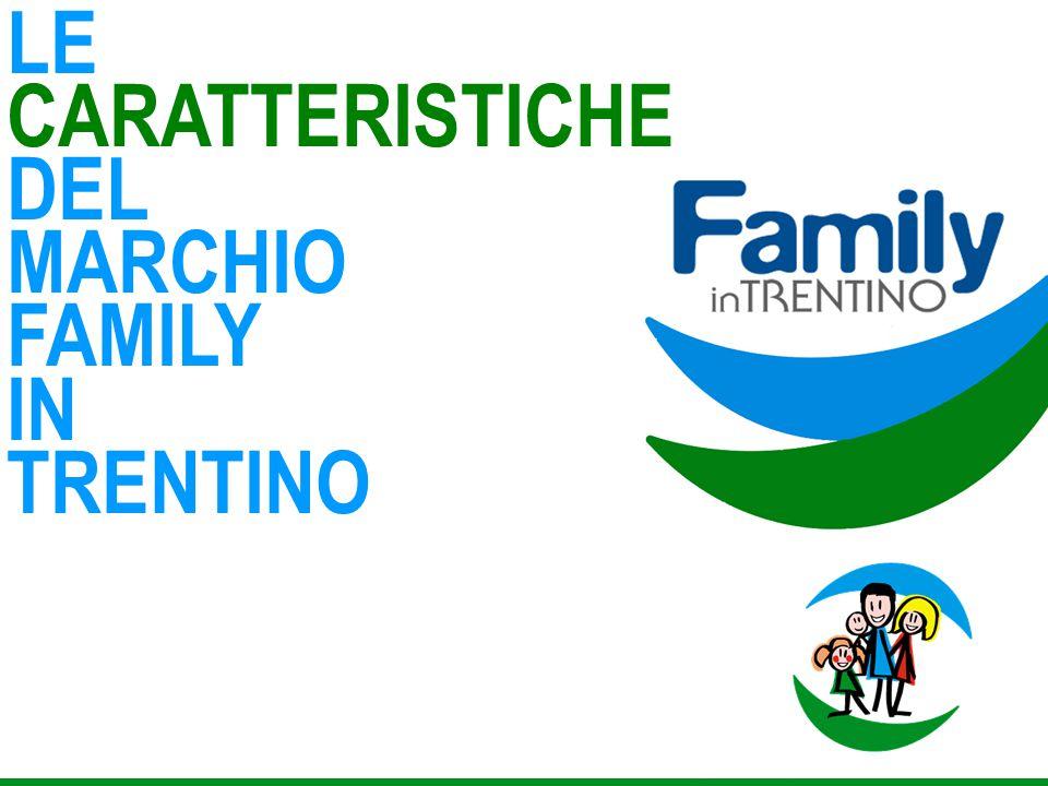 LE CARATTERISTICHE DEL MARCHIO FAMILY IN TRENTINO