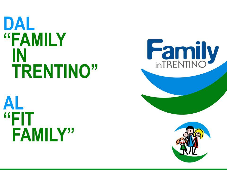 DAL FAMILY IN TRENTINO AL FIT FAMILY