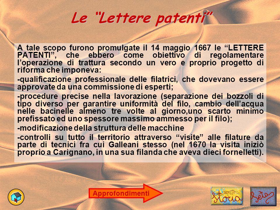 Le Lettere patenti