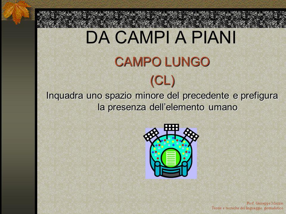 DA CAMPI A PIANI CAMPO LUNGO (CL)
