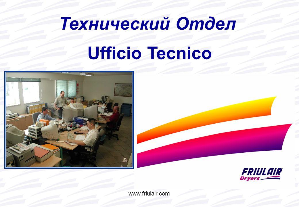 Технический Отдел Ufficio Tecnico