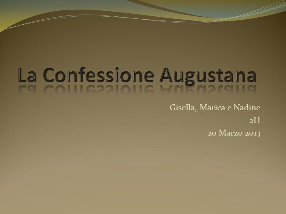 La Confessione Augustana