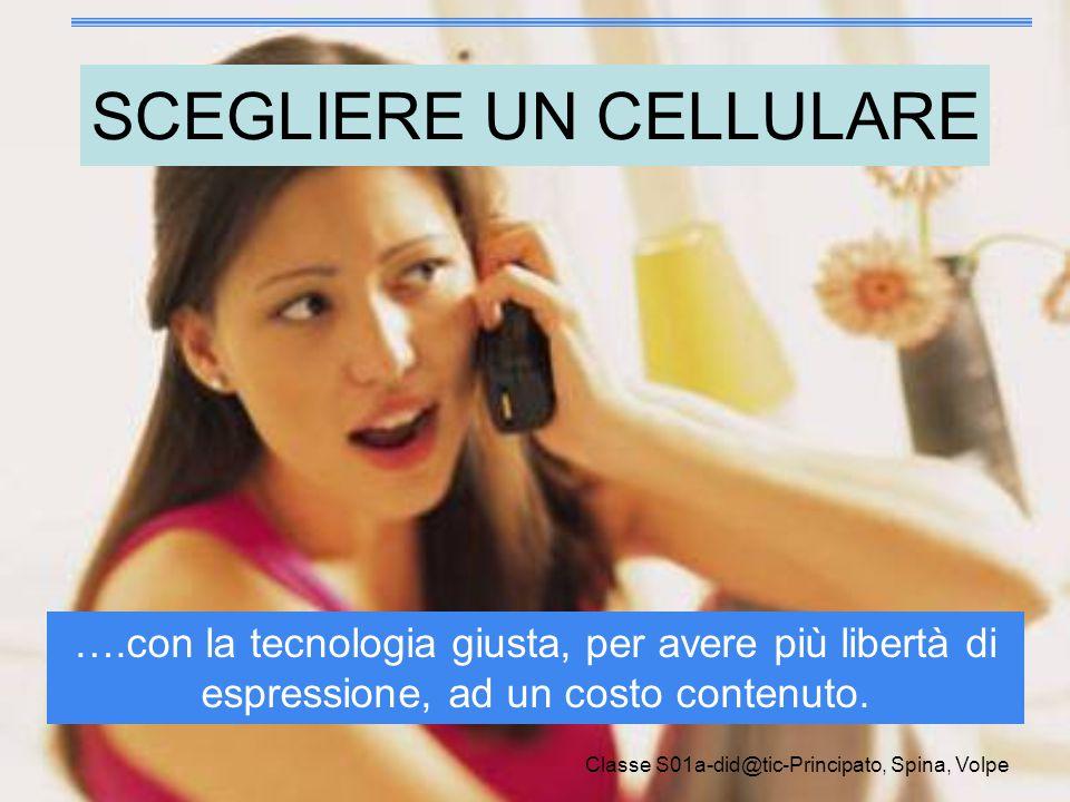 SCEGLIERE UN CELLULARE