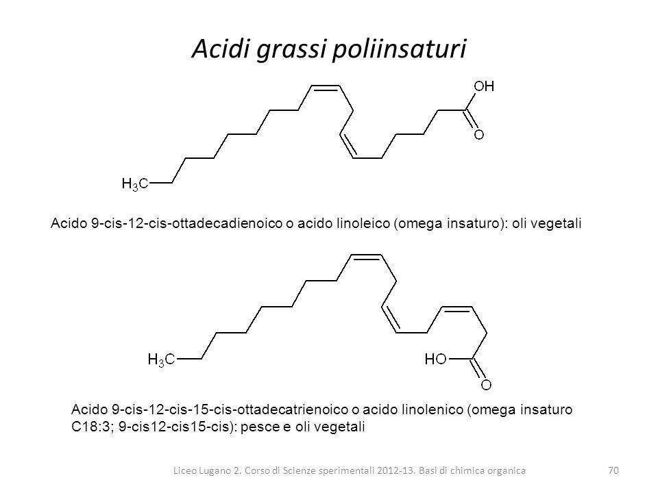 Acidi grassi poliinsaturi