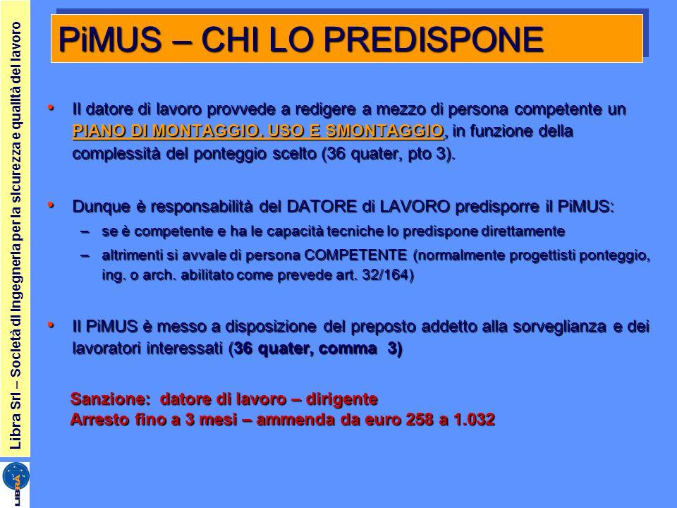 PiMUS – CHI LO PREDISPONE