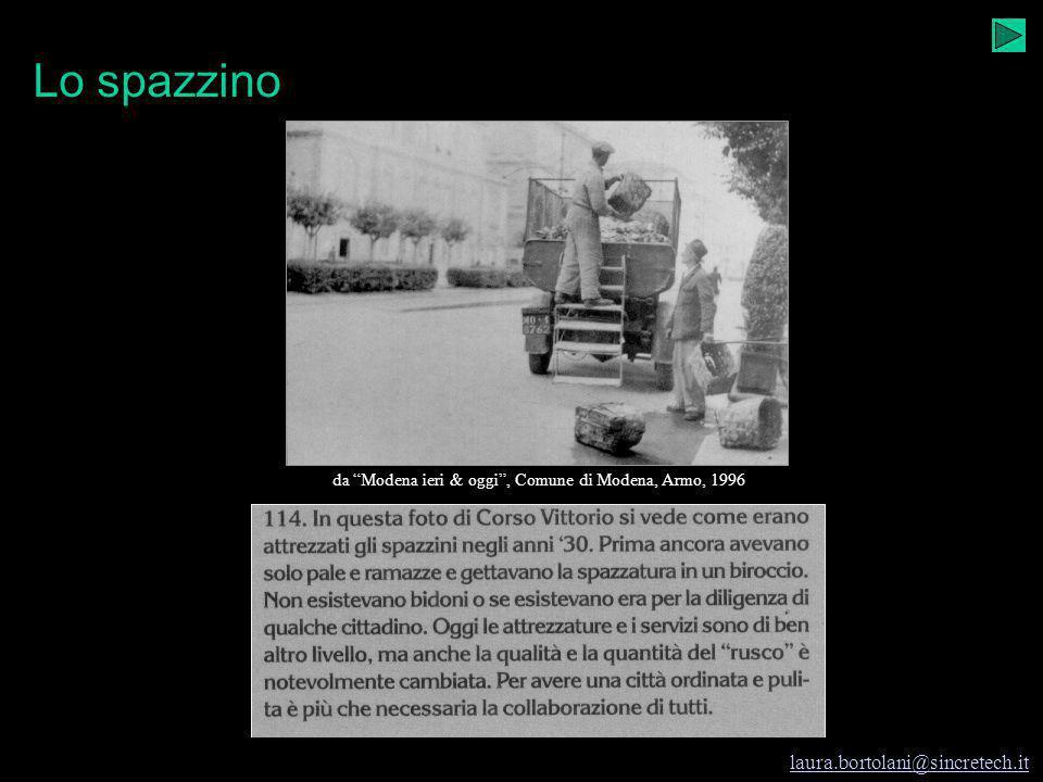 da Modena ieri & oggi , Comune di Modena, Armo, 1996