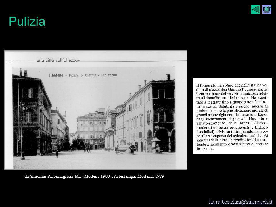 da Simonini A./Smargiassi M., Modena 1900 , Artestampa, Modena, 1989