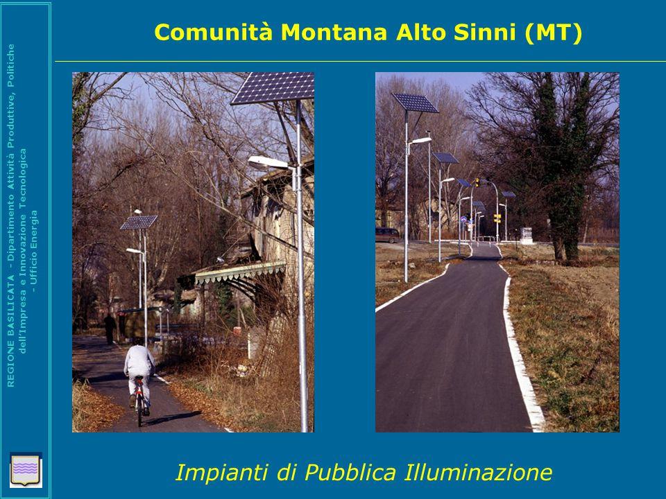 Comunità Montana Alto Sinni (MT)