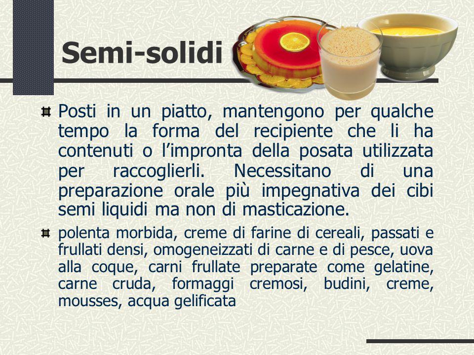 Semi-solidi