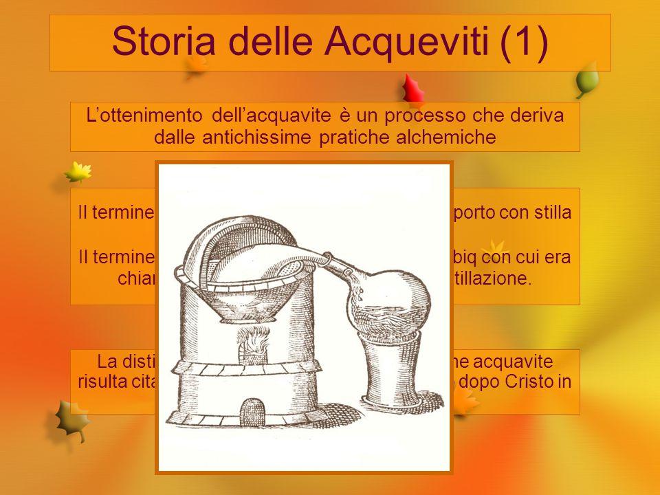 Storia delle Acqueviti (1)