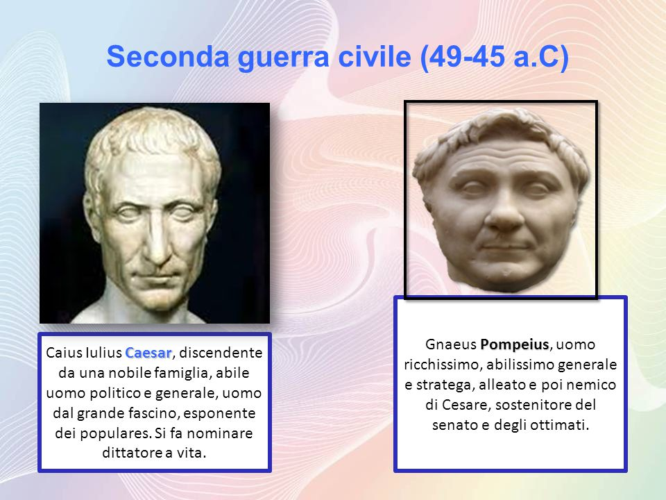 Seconda guerra civile (49-45 a.C)