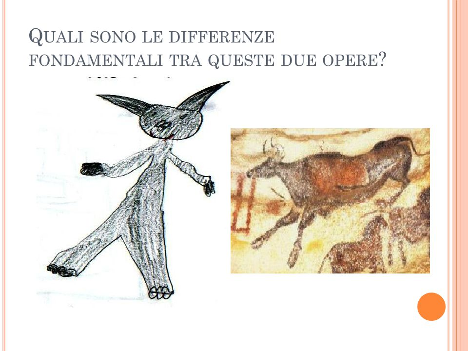 Quali sono le differenze fondamentali tra queste due opere