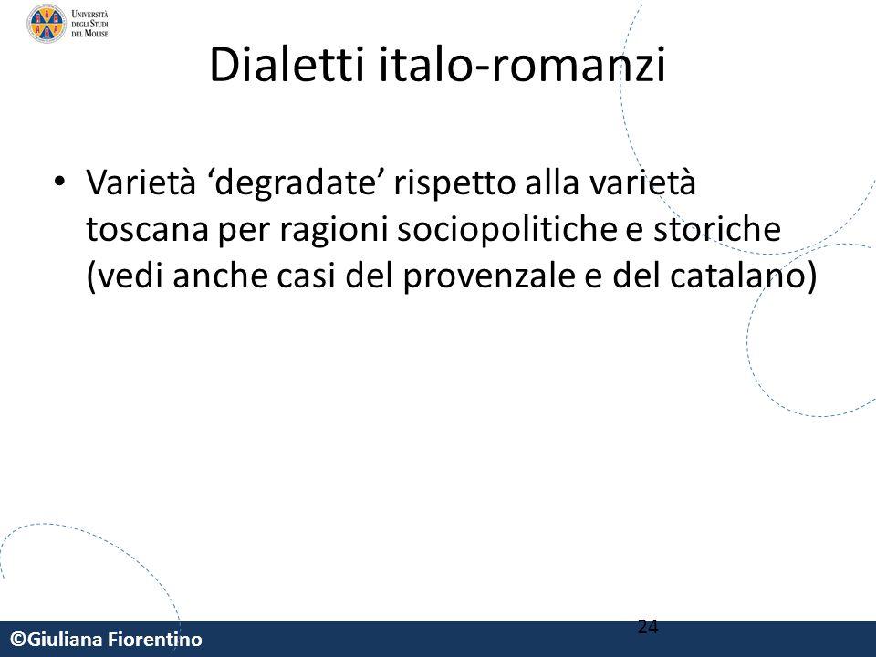 Dialetti italo-romanzi