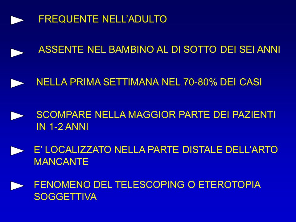 FREQUENTE NELL'ADULTO