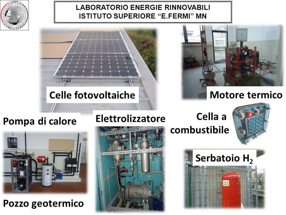 LABORATORIO ENERGIE RINNOVABILI ISTITUTO SUPERIORE E.FERMI MN