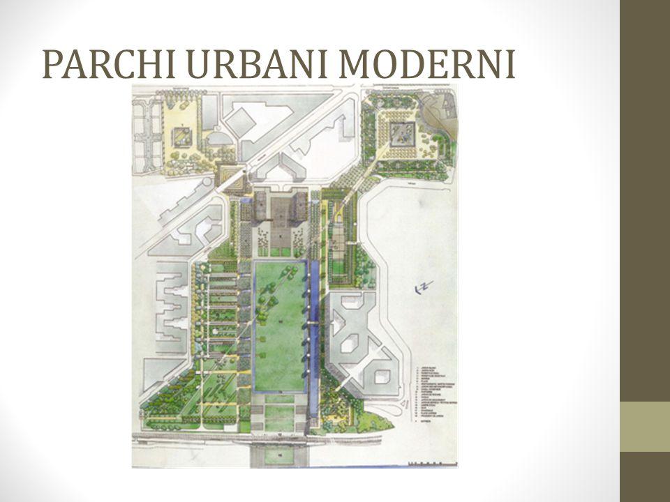 PARCHI URBANI MODERNI Park citoren
