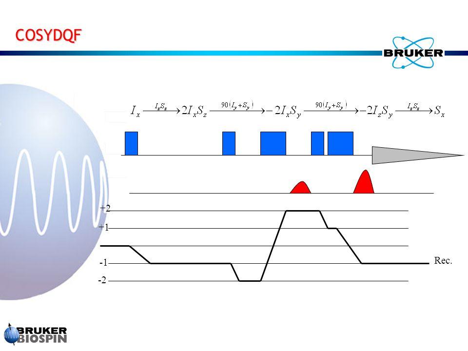 COSYDQF +1 -1 Rec. +2 -2