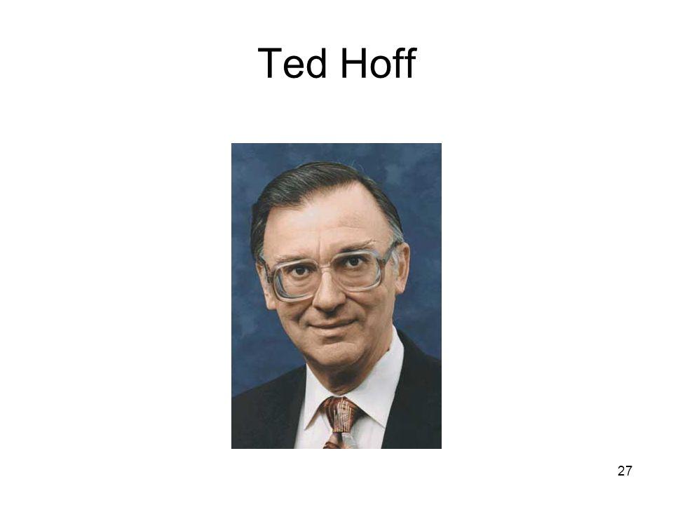 Ted Hoff