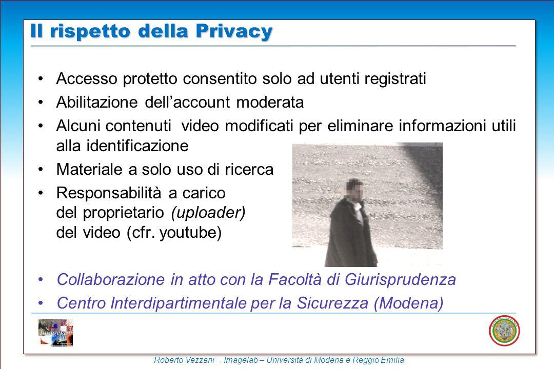 Il rispetto della Privacy