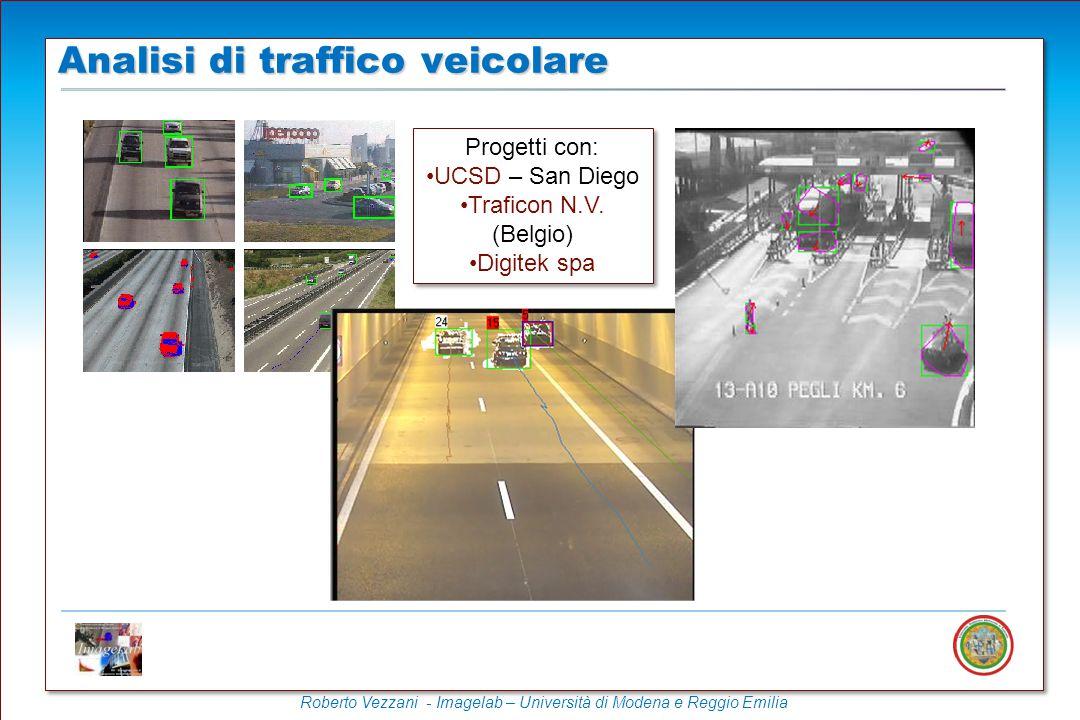 Analisi di traffico veicolare