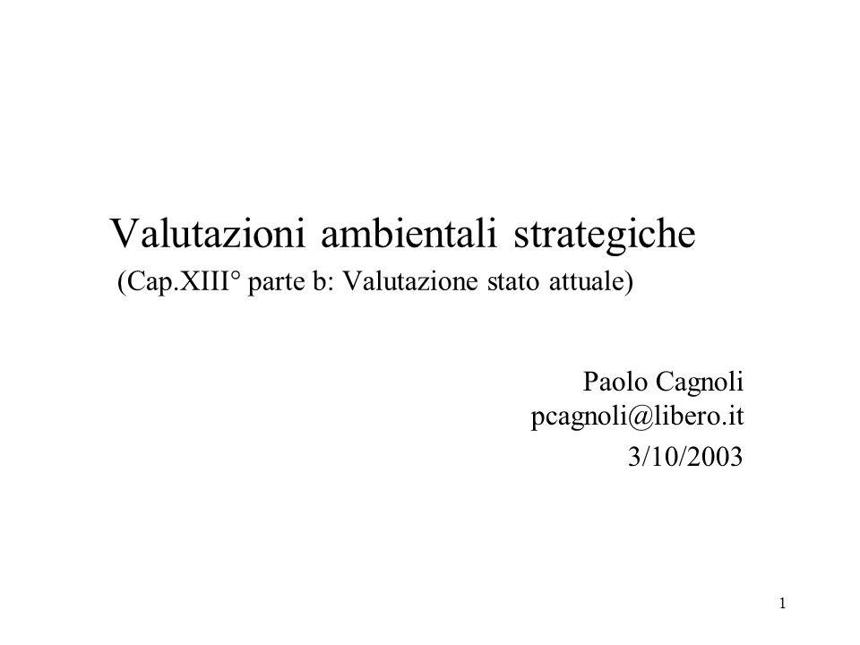 Paolo Cagnoli pcagnoli@libero.it 3/10/2003