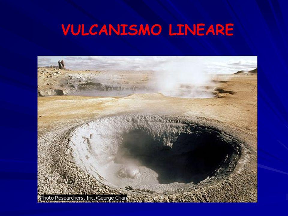 VULCANISMO LINEARE