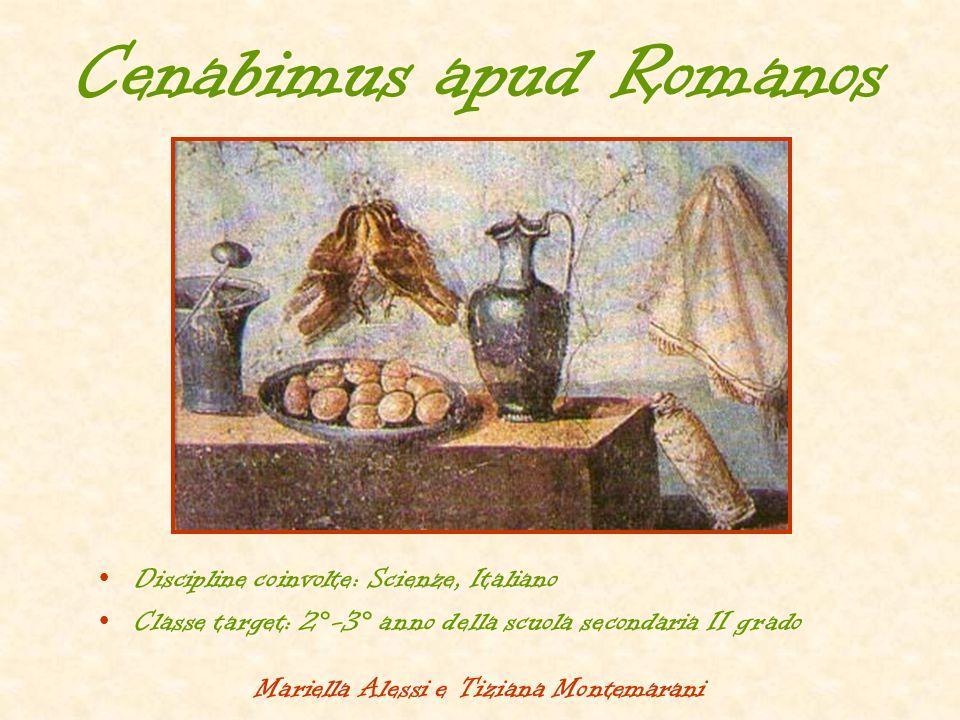 Cenabimus apud Romanos