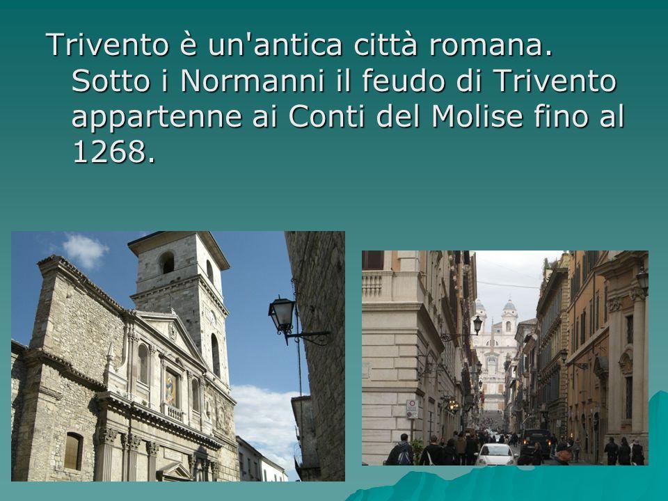 Trivento è un antica città romana