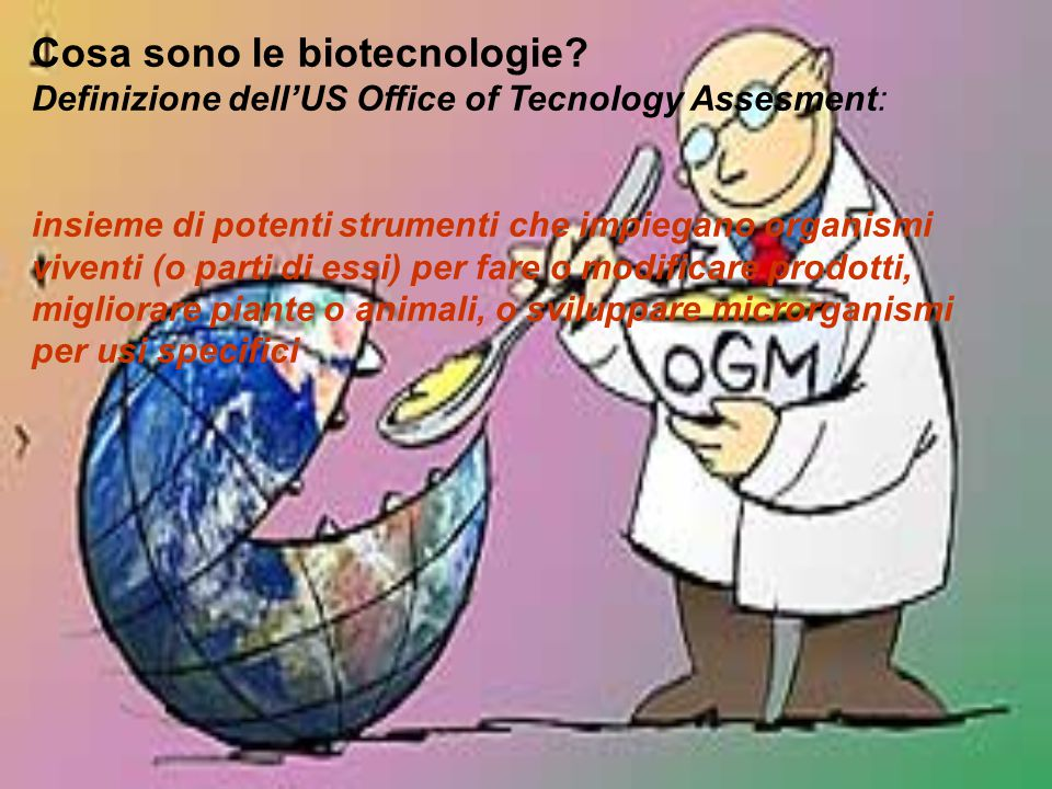 Cosa sono le biotecnologie