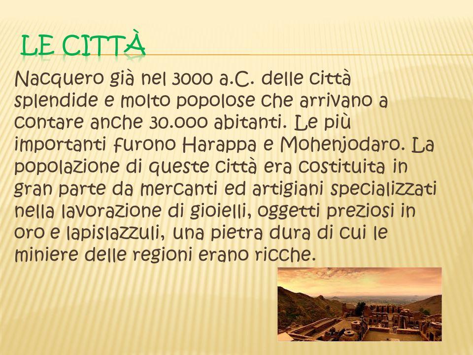 Le città