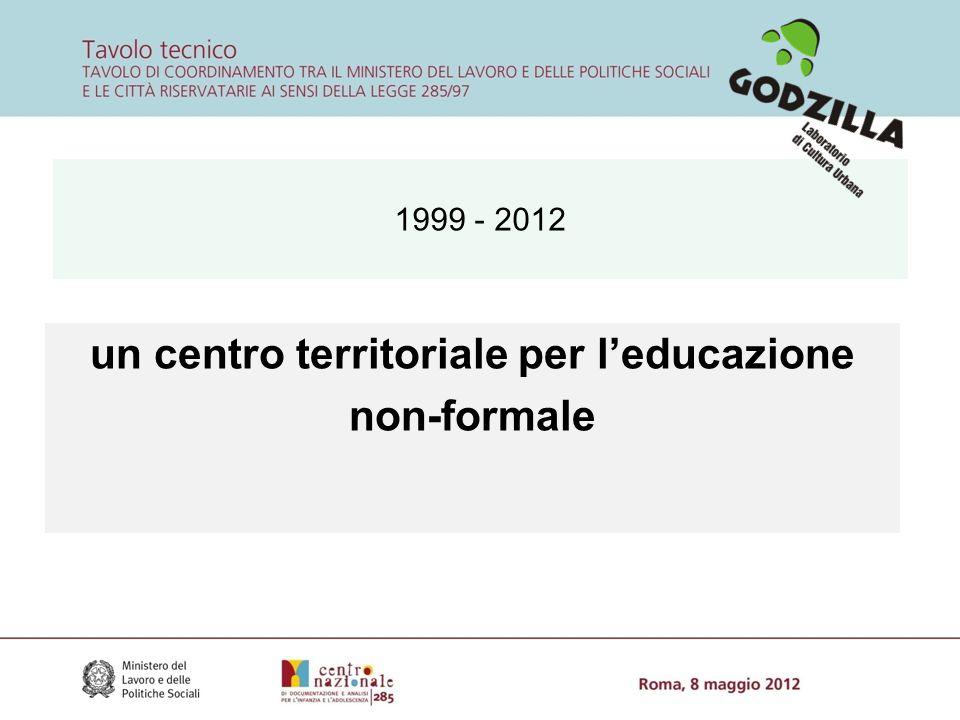 un centro territoriale per l'educazione non-formale