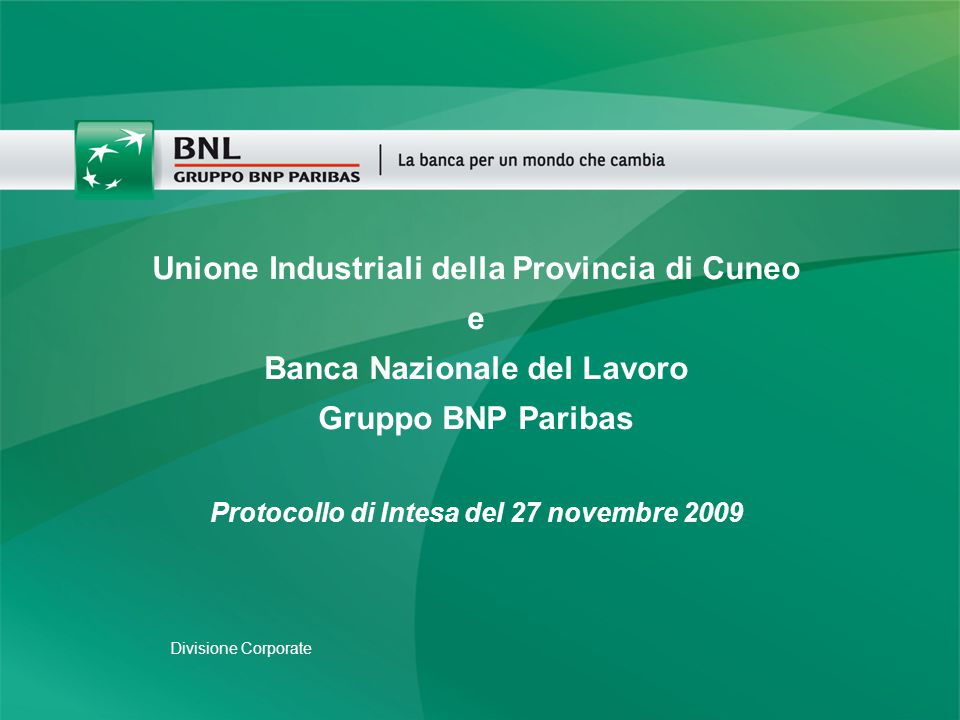 Unione Industriali della Provincia di Cuneo e