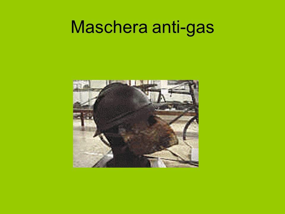 Maschera anti-gas