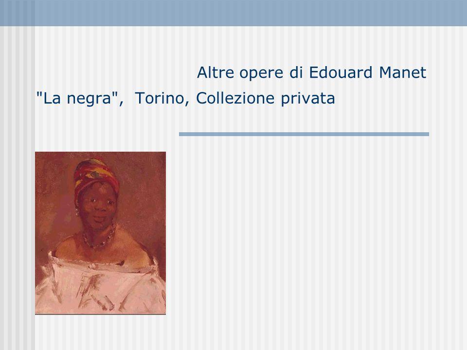 Altre opere di Edouard Manet