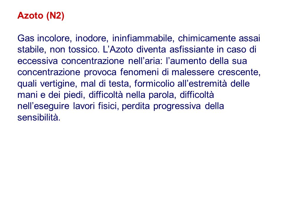 Azoto (N2)