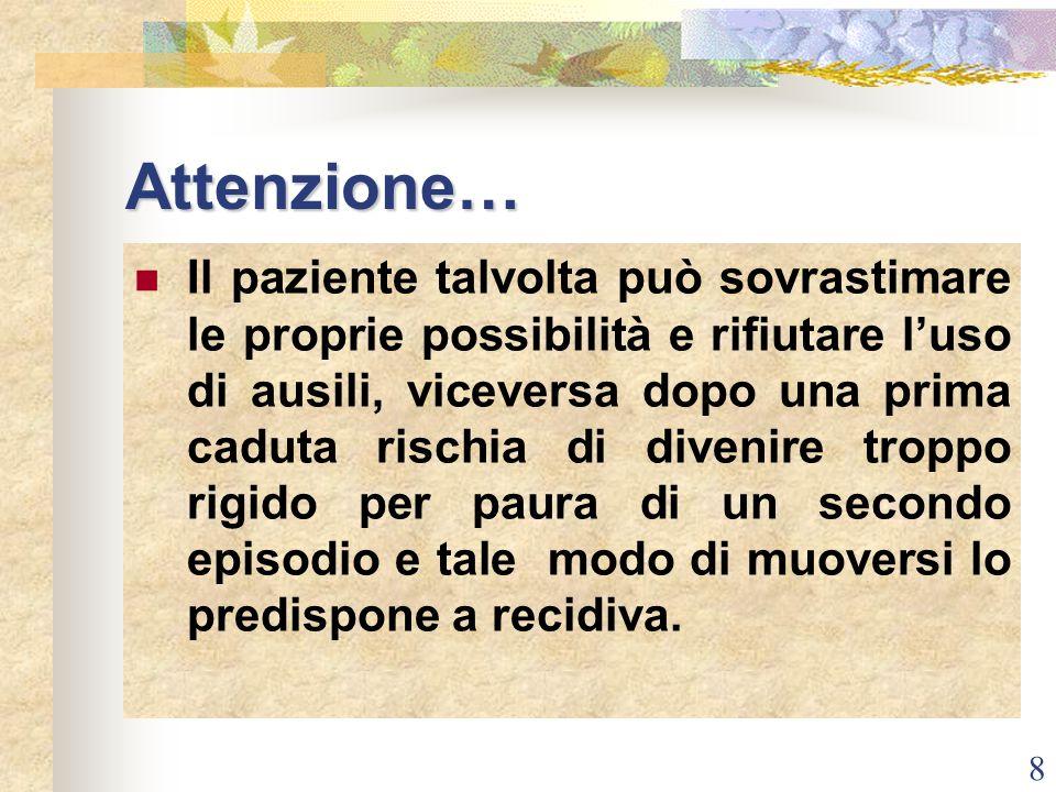 Attenzione…