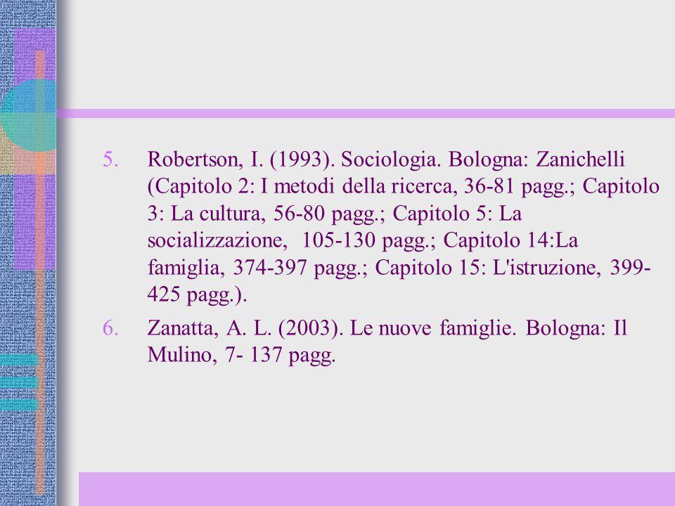 Robertson, I. (1993). Sociologia