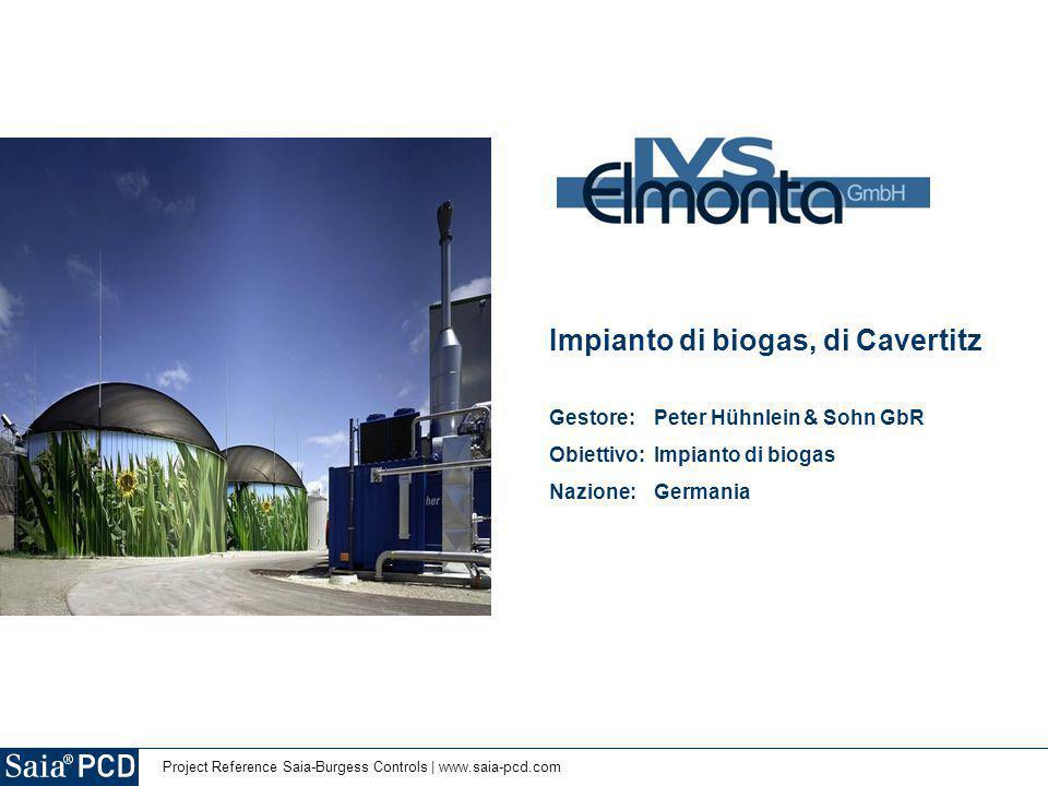 Impianto di biogas, di Cavertitz