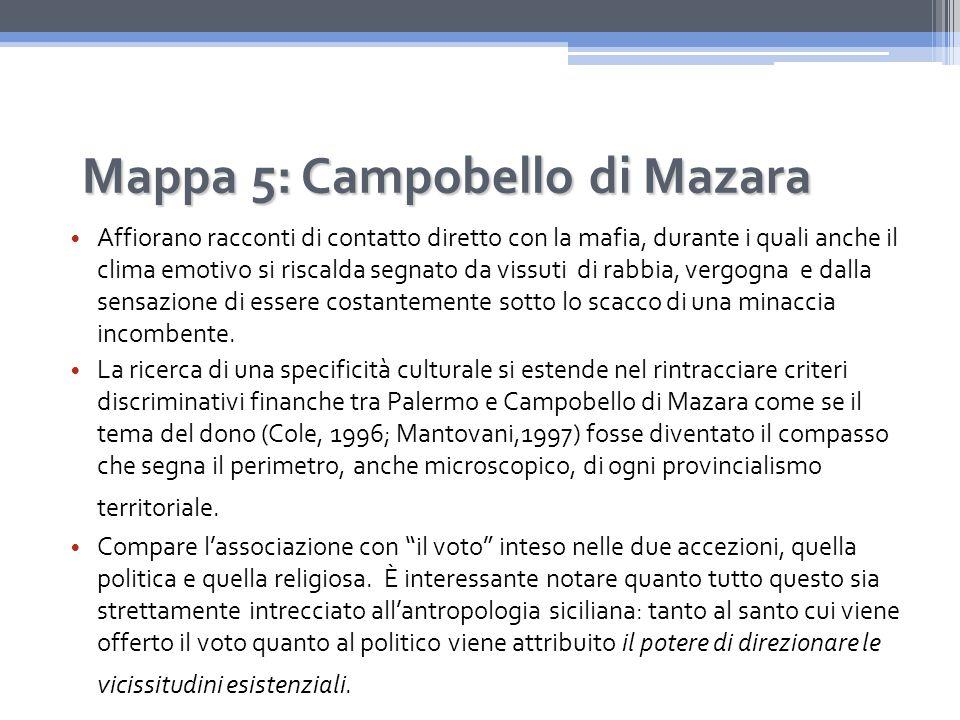 Mappa 5: Campobello di Mazara