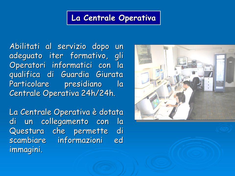 La Centrale Operativa
