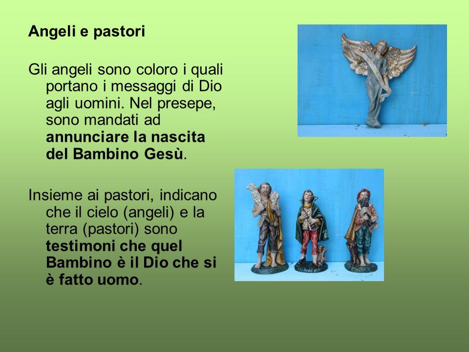 Angeli e pastori