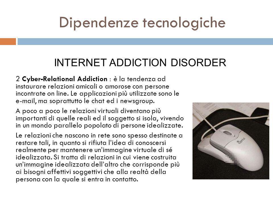 Dipendenze tecnologiche